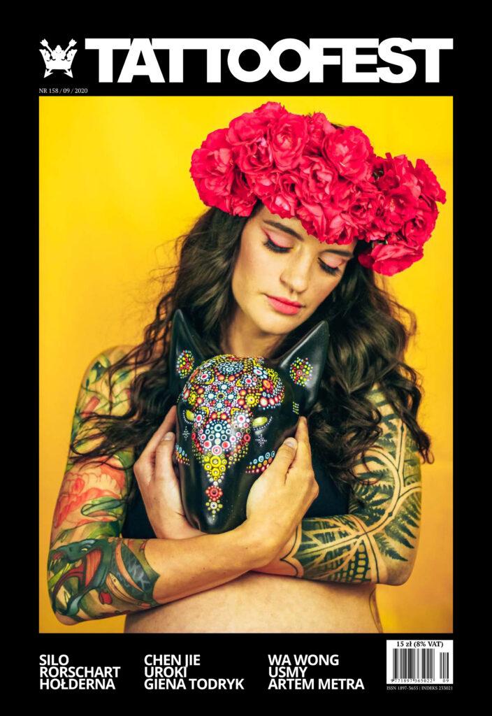 TattooFest Magazine - Grudzień 2018